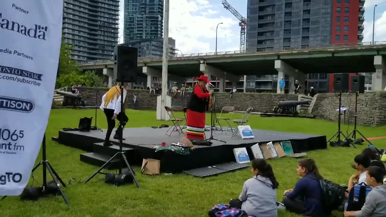 Fort York's Indigenous Arts Festival