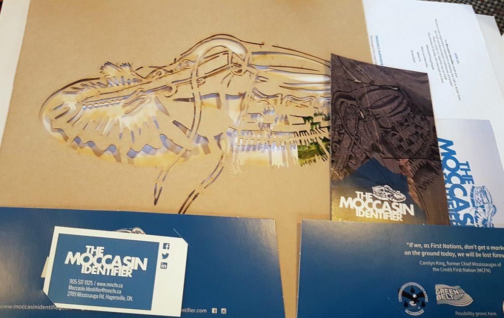 Sample Moccasin Identifier Education Kit